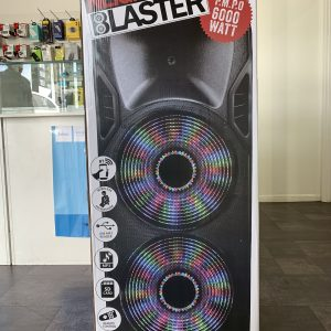 "NEIGHBOUR BLASTER NC-NB5 2 X 15"" PROFESSIONAL SPEAKER SYSTEM"
