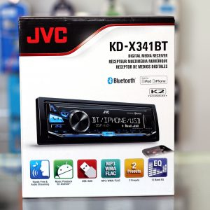 JVC KD-X341