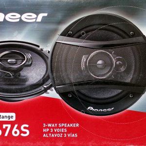 Pioneer  TS-A1676S 3 WAY SPEAKER