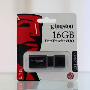 Kingston 16GB Data Traveler 100 G3