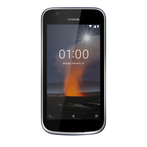 Nokia 1 Android phone SPARK LOCKED