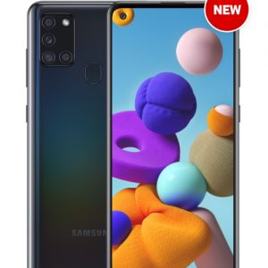 Samsung Galaxy A21S Black ( Brand New )