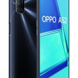 OPPO A52 Twilight Black Smartphone with Warranty