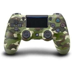PlayStation 4 Dualshock 4 Controller - Limited Edition Green Camo