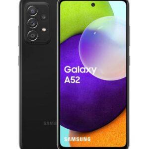 Samsung Galaxy A52 Awesome Black Phone