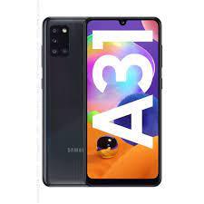 Samsung Galaxy A31 (2020) Dual SIM Smartphone 4GB+128GB Black